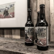The Dirty Hands – Bier trifft Kunst