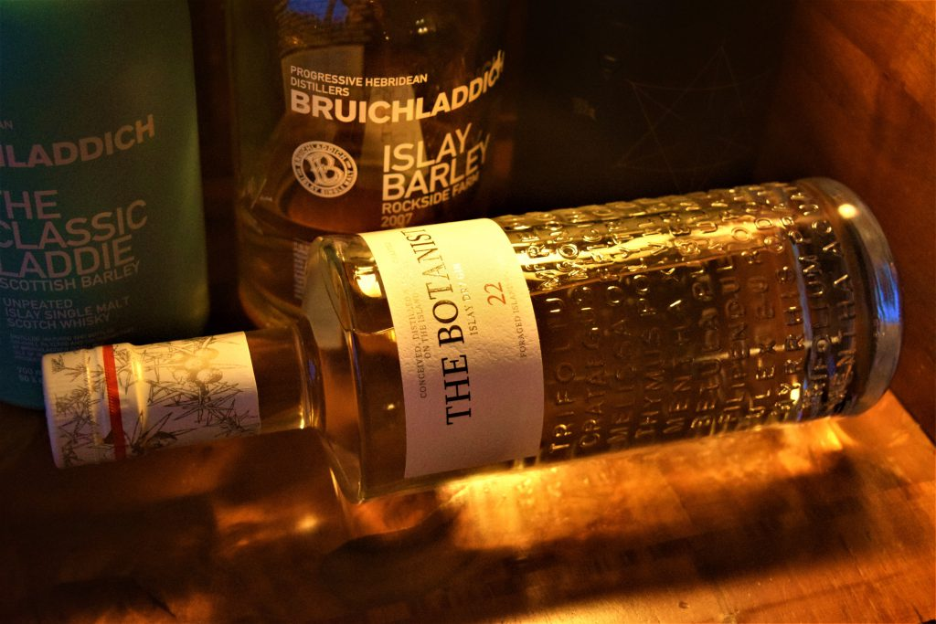 The Botanist Gin // Herr Lutz