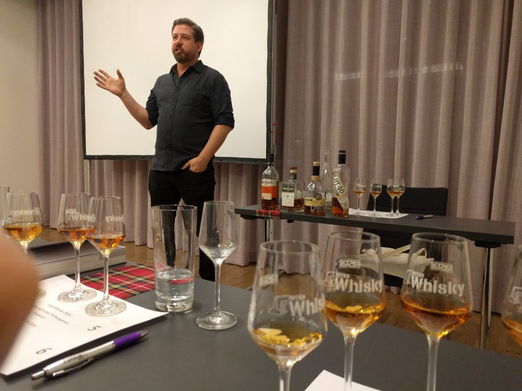 InterWhisky - Whisky Messe Frankfurt 2016 // Herr Lutz