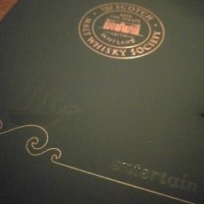 "Tasting Notes: The Scotch Malt Whisky Society ""Welcome Tasting Kit"""