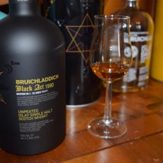 "Whisky Tasting Notes: Bruichladdich ""Black Art 1990 – Edition 4.1"""