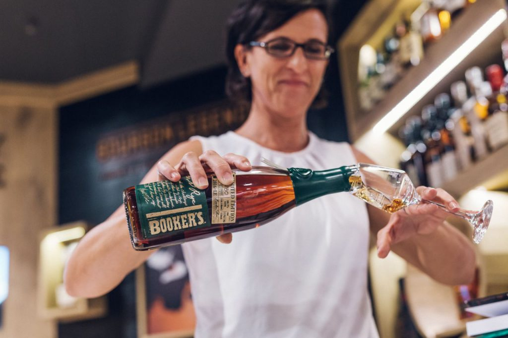 Booker's Rye Whiskey Tasting // Herr Lutz - Foto © www.offenblen.de