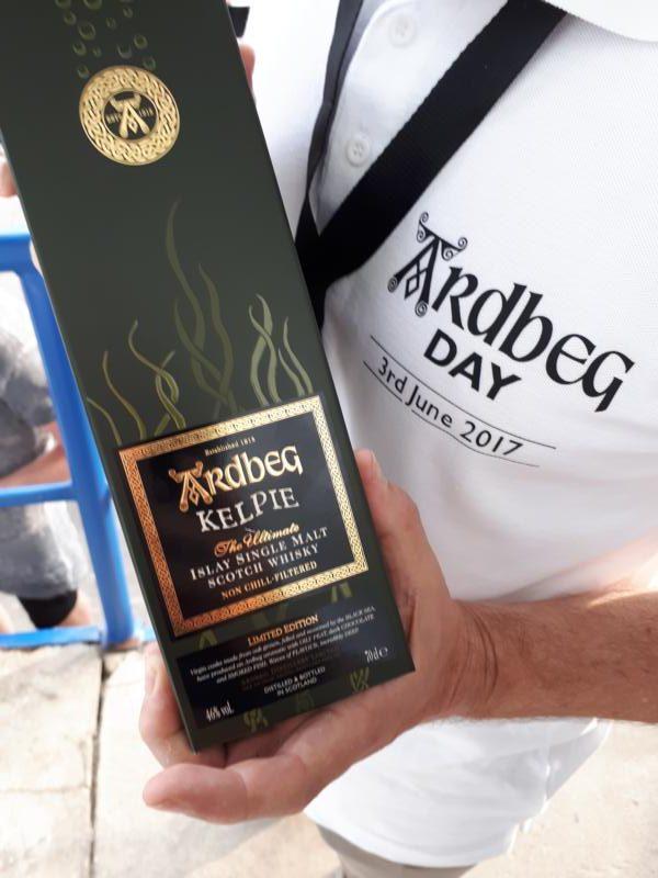 Ardbeg Day 2017 - Ardbeg Kelpie // Herr Lutz