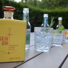 Gin Tonic – besser Skin Gin Tonic