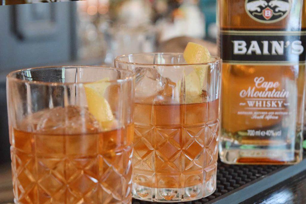 Hunter's Bar & Grill - Baine's Whisky // Herr Lutz - www.herr-lutz.de