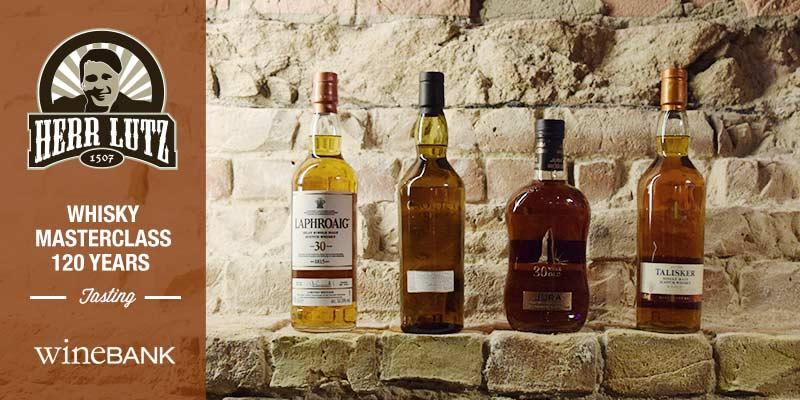 120 Years of Whisky Tasting // Herr Lutz - www.herr-lutz.de