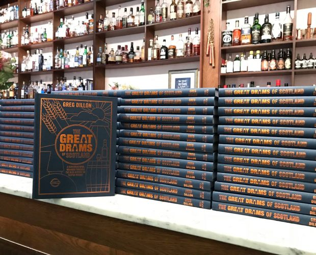 Greg Dillon - The Great Drams of Scotland // Herr Lutz - www.herr-lutz.de