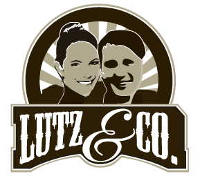 Lutz & Co. Tastings Logo