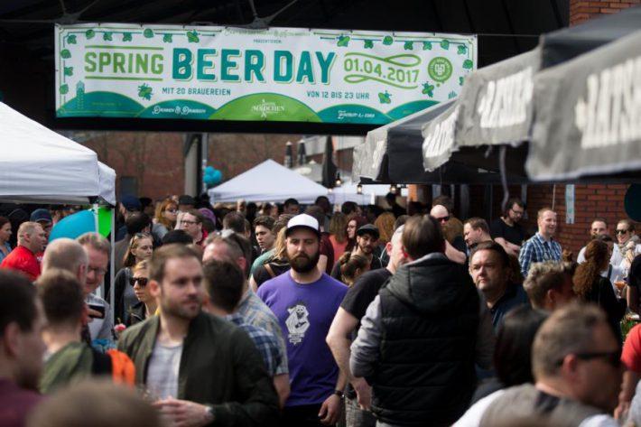 Spring Beer Day 2017 // Herr Lutz