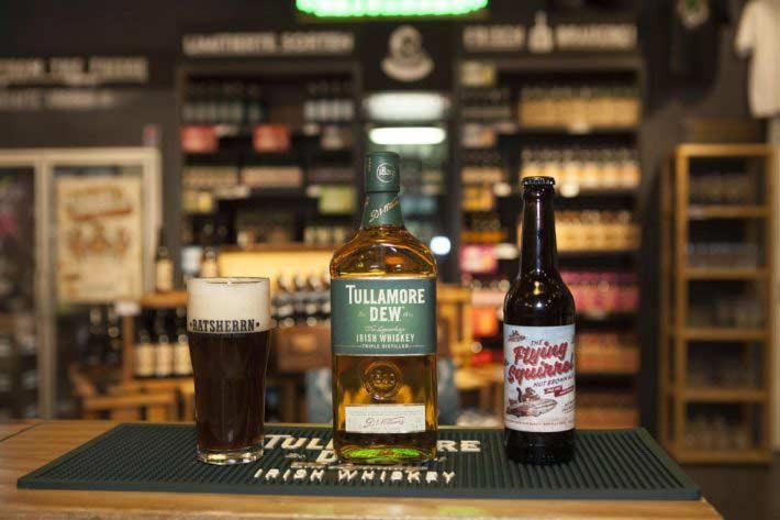 Tullamore D.E.W. & a brew // Herr Lutz - www.herr-lutz.de