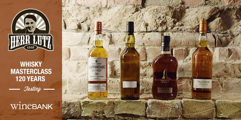 120 Years of Whisky Tasting // Herr Lutz - www.herr-lutz.de