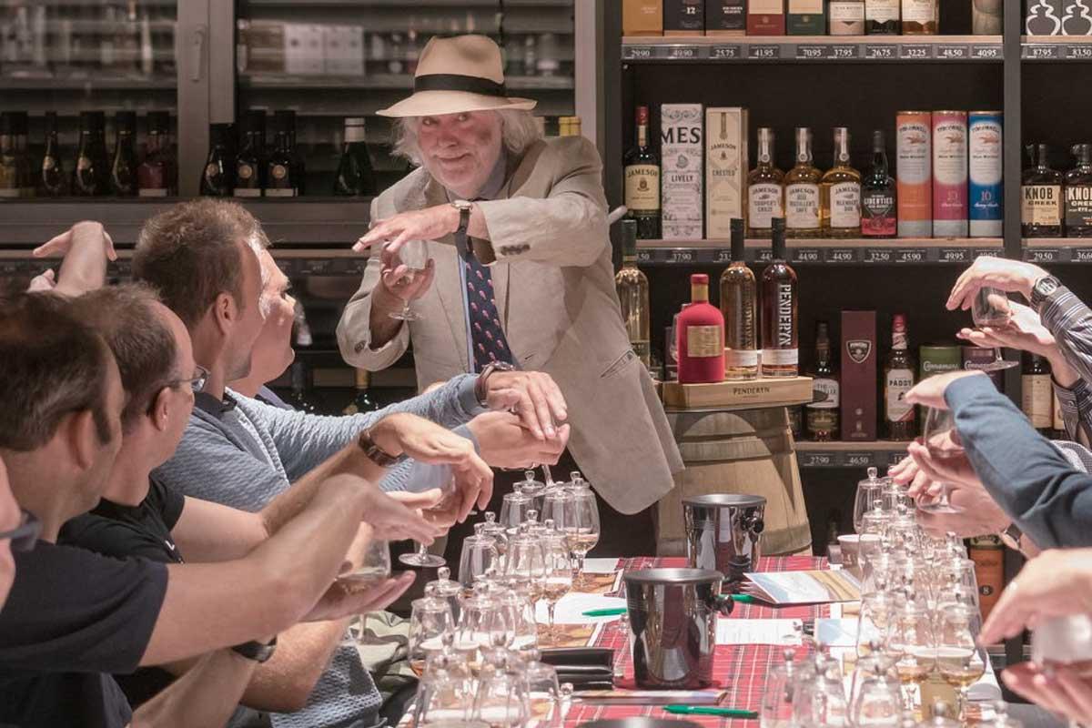 Taste like Jim Murray - Weinquelle Lühmann - www.herr-lutz.de
