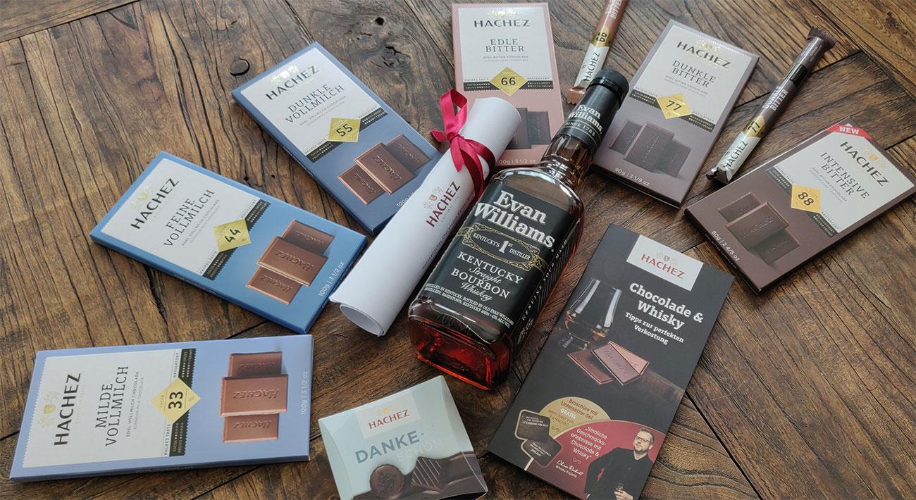 Hachez Chocolade und Whisky // Herr Lutz - www.herr-lutz.de